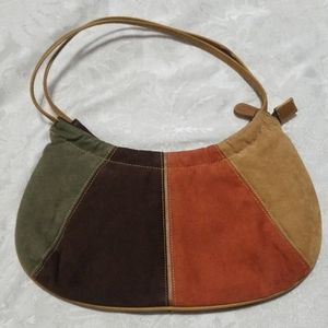 Cute VTG Patchwork Handbag